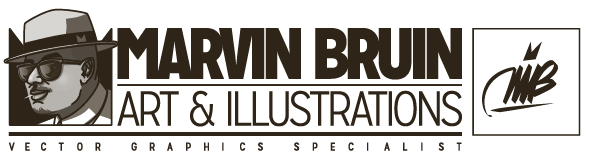 Marvin Bruin Art & Illustration